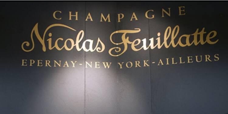 Nicolas Feuillatte, champagne pour tout le monde !