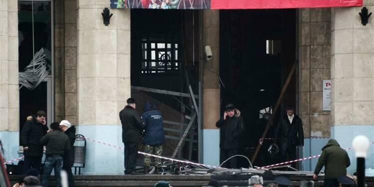 Un attentat suicide fait 14 morts à Volgograd, en Russie