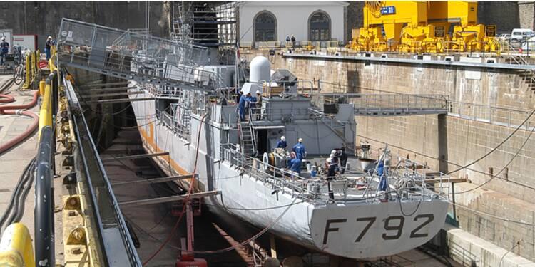 La folle mutation des chantiers navals DCNS
