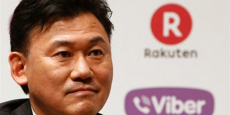 Le japonais Rakuten rachète Viber Media