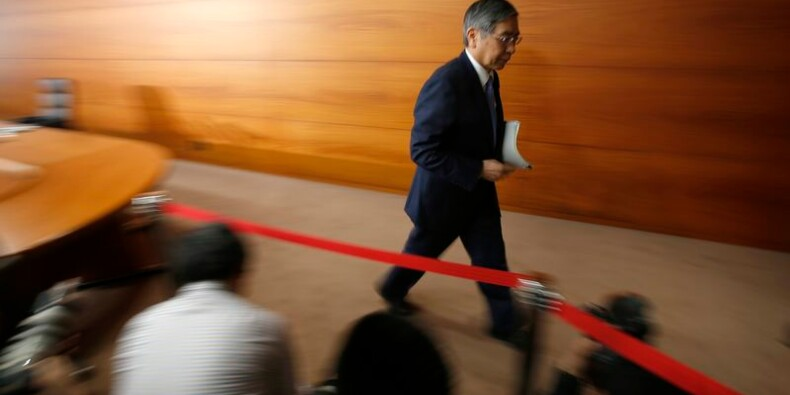 La Banque du Japon maintient sa politique monétaire