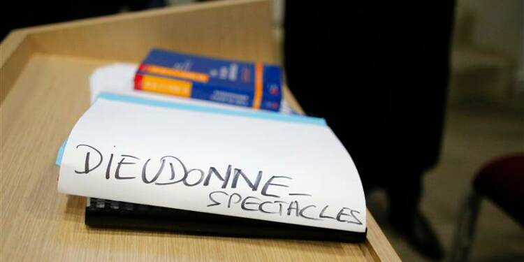 La justice autorise le spectacle de Dieudonné à Nantes