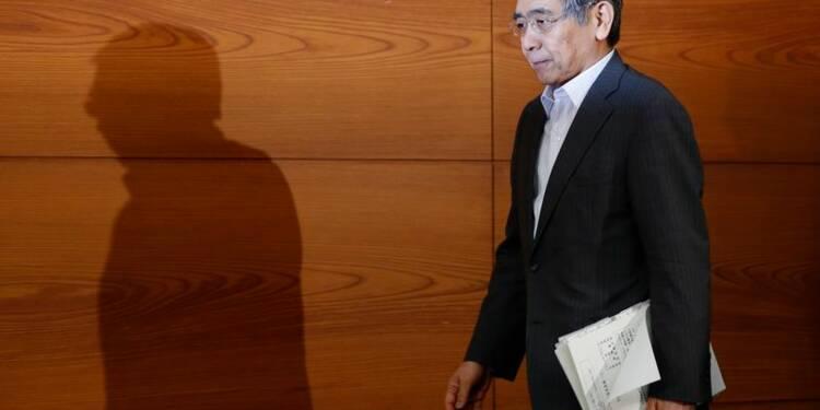 La Banque du Japon se dit plus optimiste sur l'économie