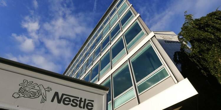 Nestlé va investir 1 milliard de dollars au Mexique