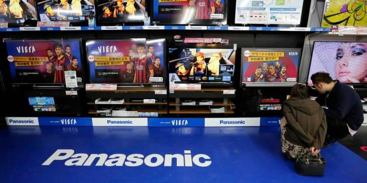 Panasonic s'attend à une croissance ralentie de son bénéfice
