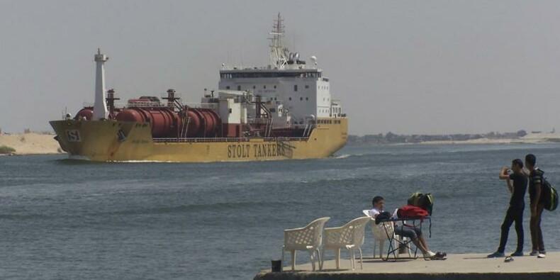 L'Egypte lance un appel d'offres pour développer le canal de Suez