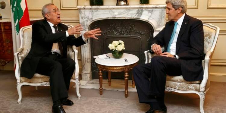 """Soutien international promis au Liban, en danger """"existentiel"""""""