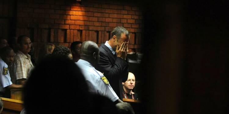 Oscar Pistorius inculpé du meurtre de sa compagne