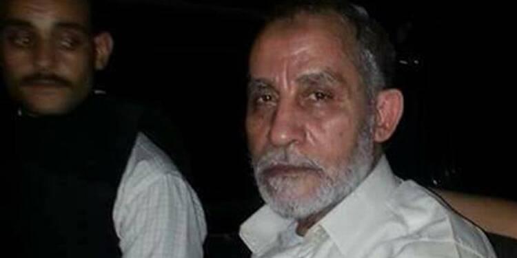 Le chef des Frères musulmans arrêté en Egypte