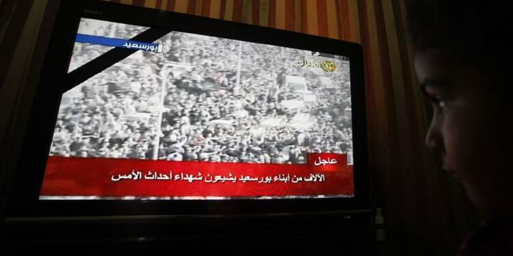 Trois morts de plus à Port-Saïd, en Egypte