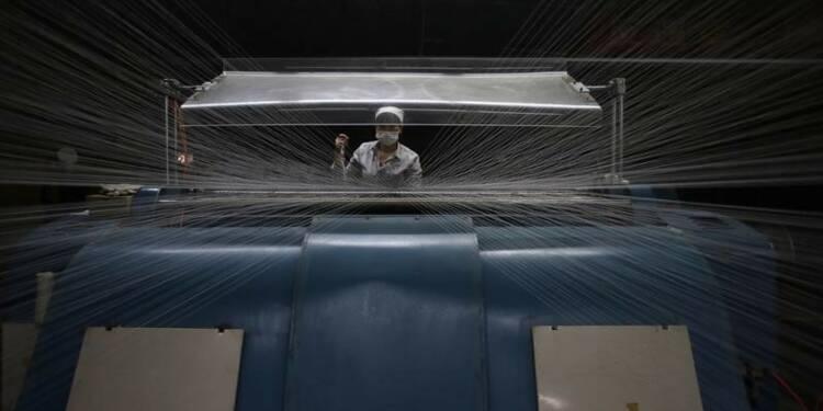 L'activité manufacturière à un plus haut de 5 mois en mai en Chine