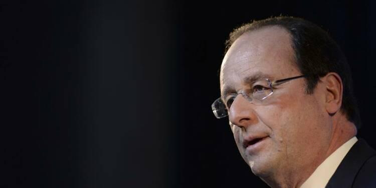 François Hollande en Turquie pour rattraper le terrain perdu