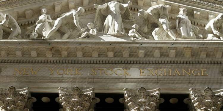 Wall Street à l'heure de la Fed, de Facebook et d'Apple