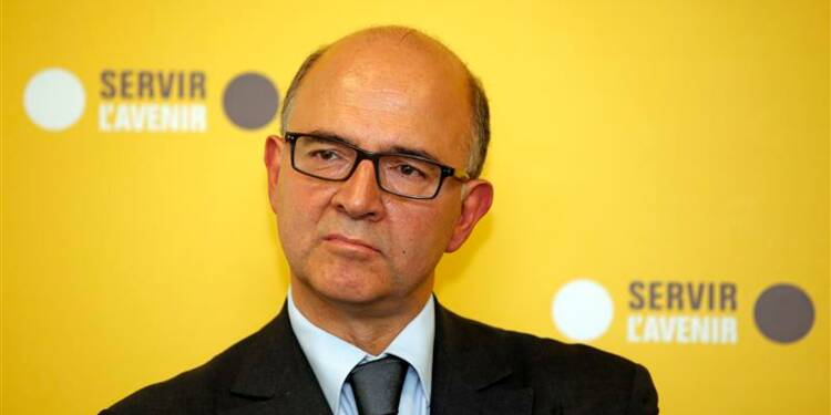 Moscovici annonce une surtaxe sur l'impôt sur les sociétés