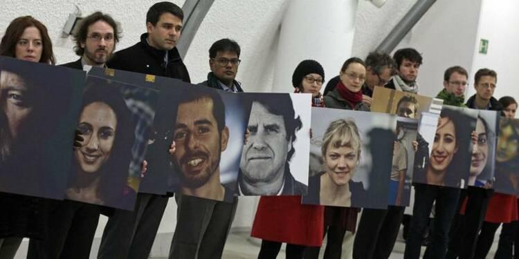 Moscou abandonne les charges visant les militants de Greenpeace