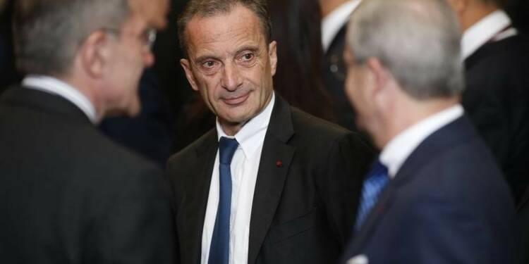 Visé par une enquête, Henri Proglio nie tout trafic d'influence