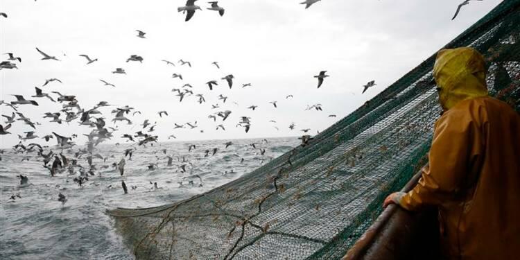 Frédéric Cuvillier promet des aides pour les pêcheurs bretons