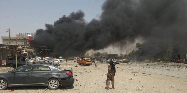Double attentat dans le nord de l'Irak revendiqué par EIIL