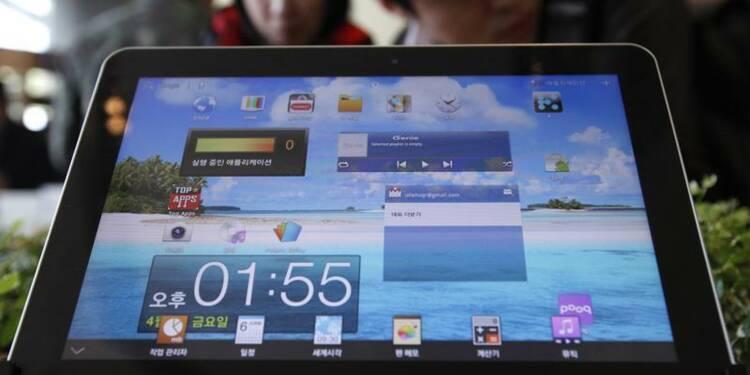 Un processeur Intel choisi pour une nouvelle tablette Samsung