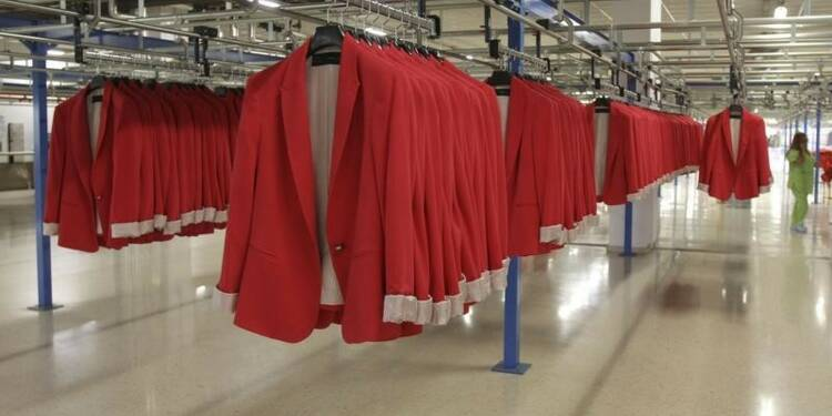 RPT-Inditex et H&M accroissent leurs ventes