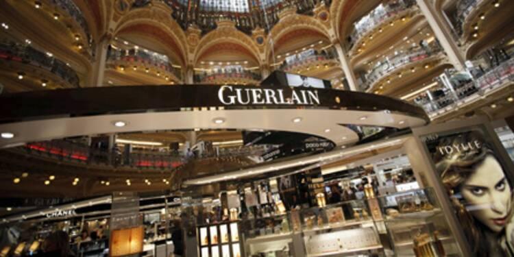 Guerlain peaufine son image dans ses boutiques