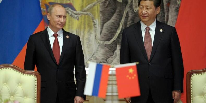 La Chine et la Russie signent un énorme accord sur le gaz