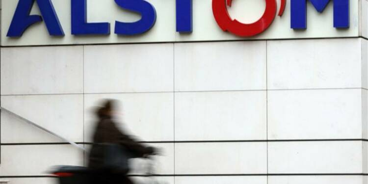 Alstom supprime 1.300 postes en Europe