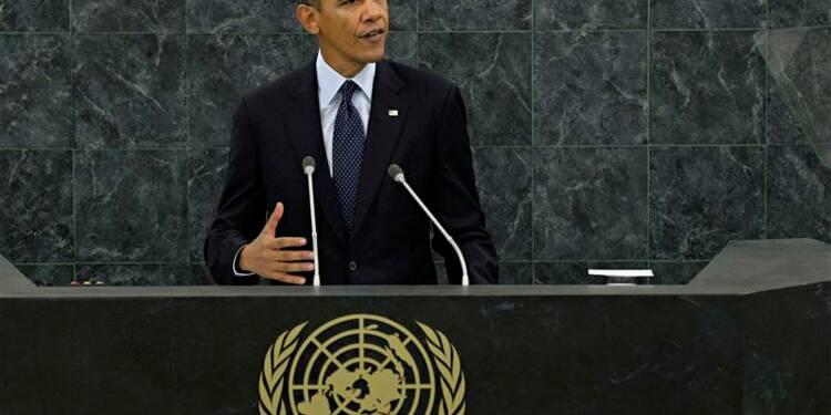 La voie diplomatique mérite d'être essayée avec l'Iran, dit Obama