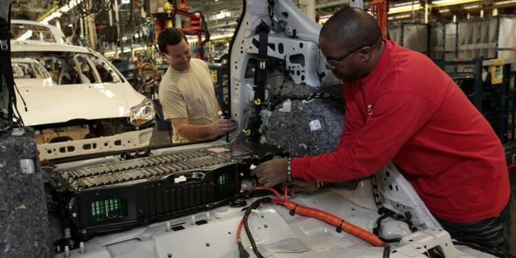 Hausse de 0,7% de la production industrielle US en février
