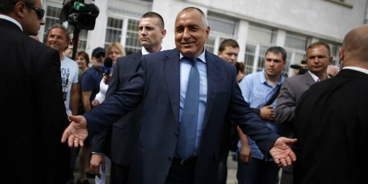 Le GERB de centre droit en tête des législatives bulgares