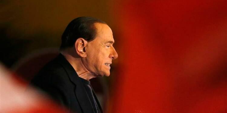 Silvio Berlusconi perd son siège de sénateur