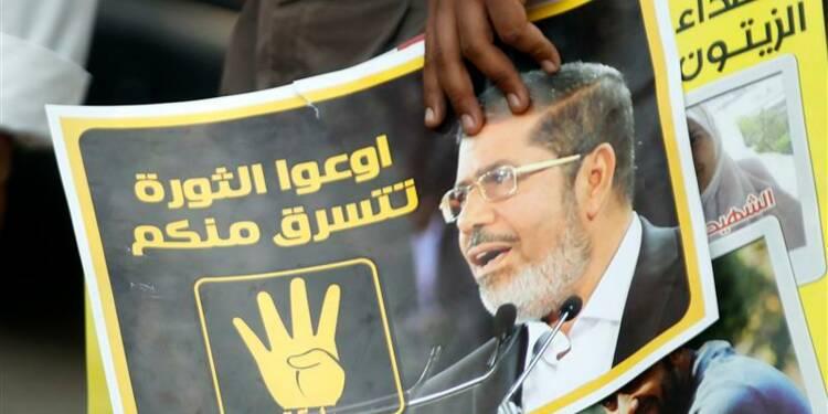 Manifestations pro-Morsi en Egypte, deux morts
