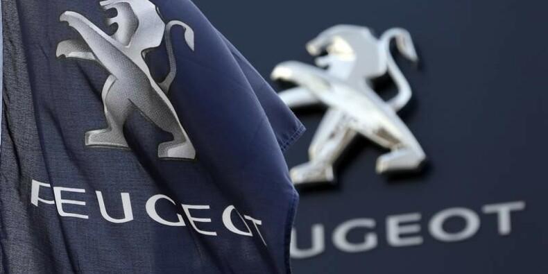 PSA signe un crédit syndiqué de trois milliards d'euros
