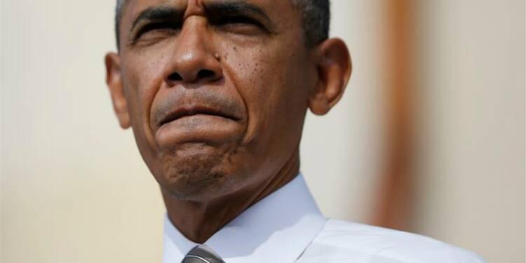 "Barack Obama annule son voyage en Asie pour cause de ""shutdown"""