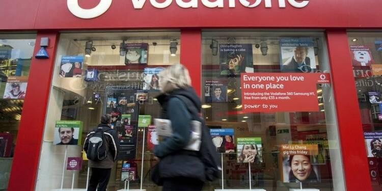 Vodafone va ouvrir 150 boutiques en Grande-Bretagne