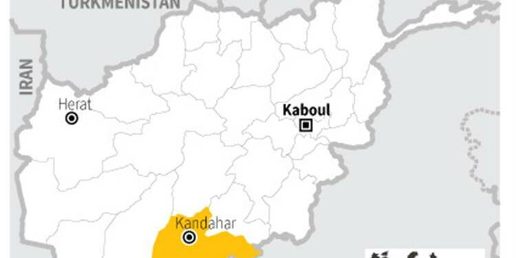 Trois soldats de l'Otan tués en Afghanistan