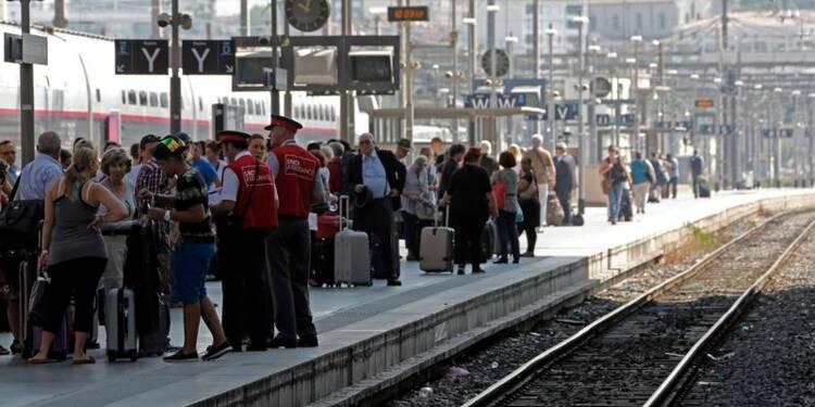 CGT et Sud-Rail appellent à amplifier la grève à la SNCF