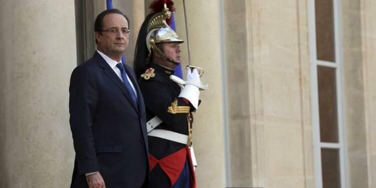 François Hollande toujours plus bas dans les sondages