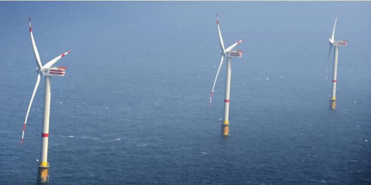 Eolien Offshore : GDF Suez obtient les pleins pouvoirs à la Compagnie du Vent