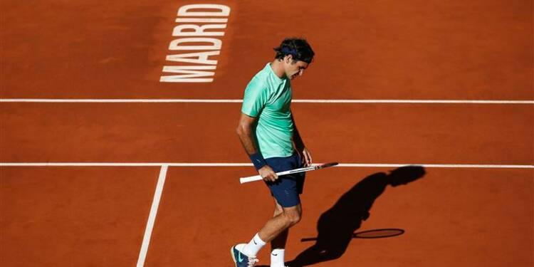 Tennis: Rafael Nadal en quarts de finale à Madrid