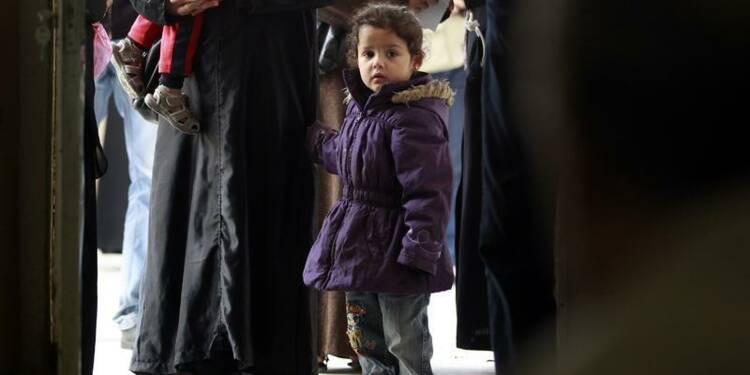 Le conflit syrien, une catastrophe humanitaire, dit l'Onu