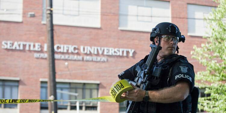 Fusillade dans une université de Seattle, un mort