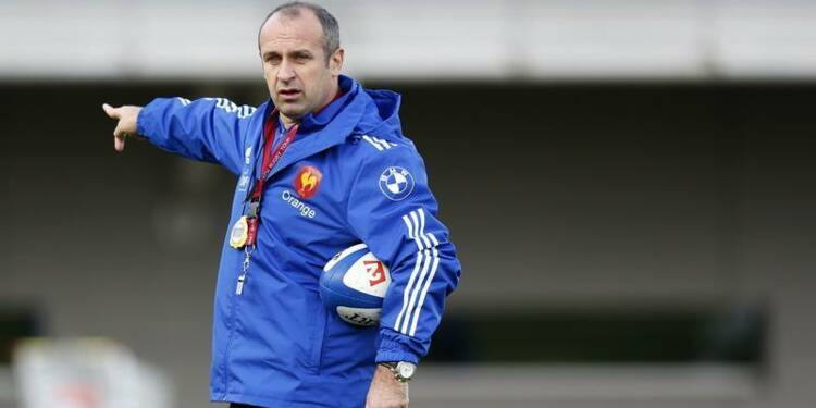 Six Nations: Philippe Saint-André rajeunit son groupe