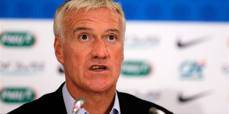 Football: Deschamps rappelle Gignac en équipe de France
