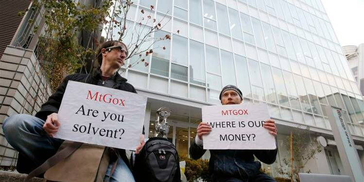 La Bourse d'échange en bitcoins MtGox n'est plus accessible