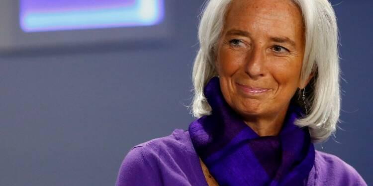 La BCE doit assouplir sa politique monétaire, selon Lagarde
