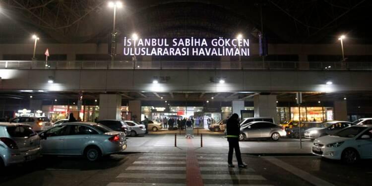 Un pirate de l'air ukrainien maîtrisé à Istanbul