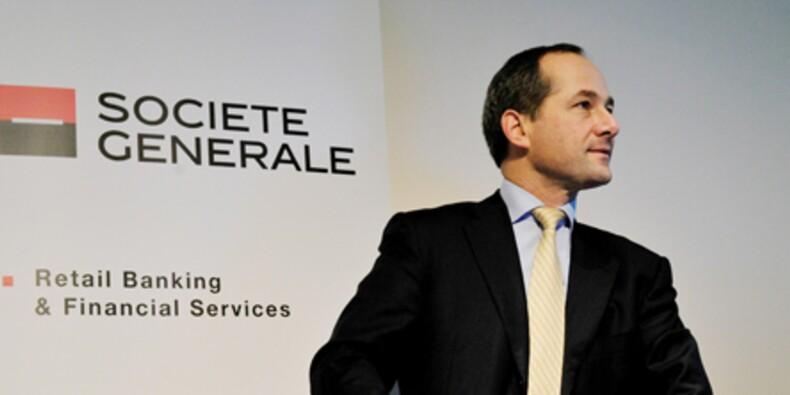 Un bonus de 1,4 million d'euros pour le patron de la Société générale en 2013