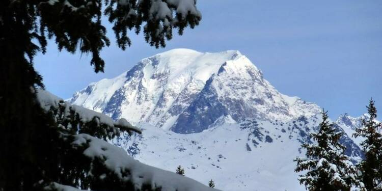 La vallée de Chamonix se prépare à la fin de la neige