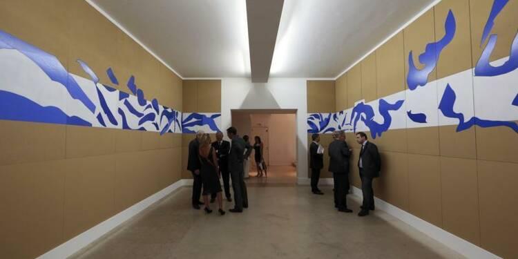 Matisse, superstar d'une exposition géante à Nice